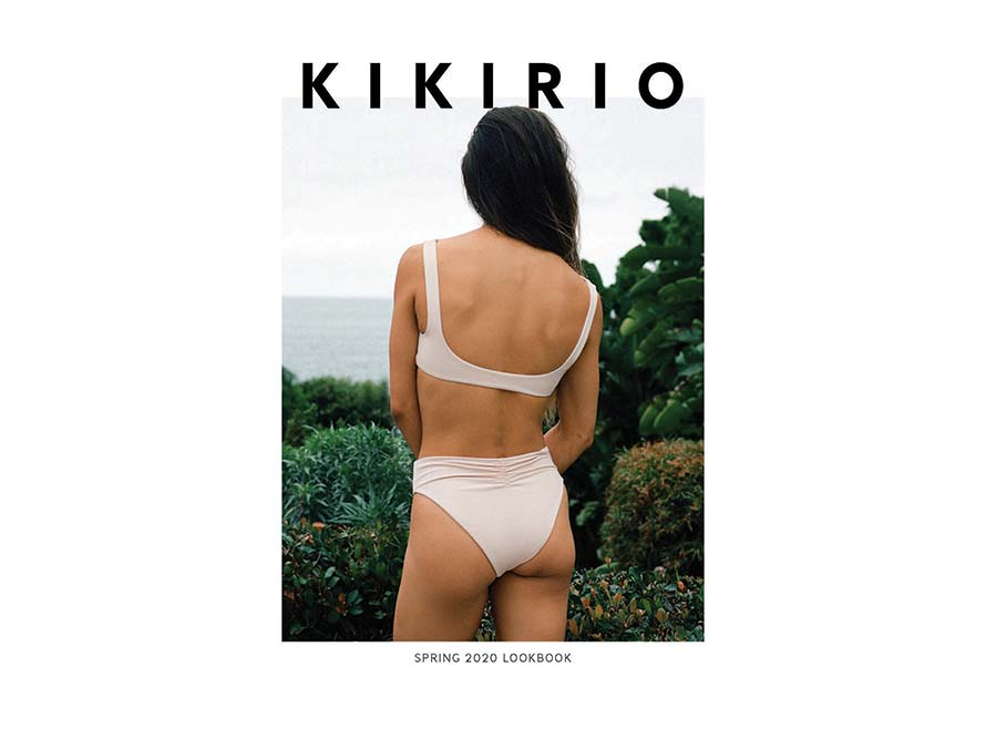 KikiRio Look Book SPRING 2020
